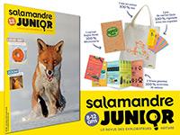 S'abonner à La Salamandre Junior + Explos