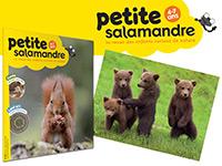 S'abonner à La Petite Salamandre